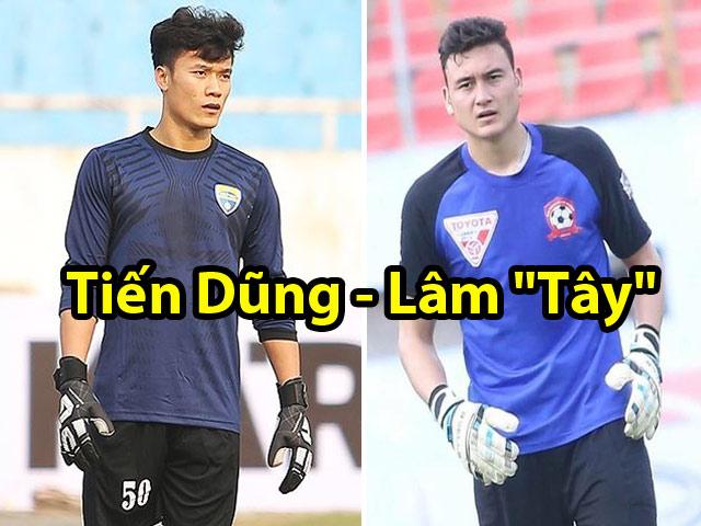 """HLV Park Hang Seo gọi cả Tiến Dũng, Lâm """"Tây"""" lên đội tuyển VN đấu Jordan 2"""
