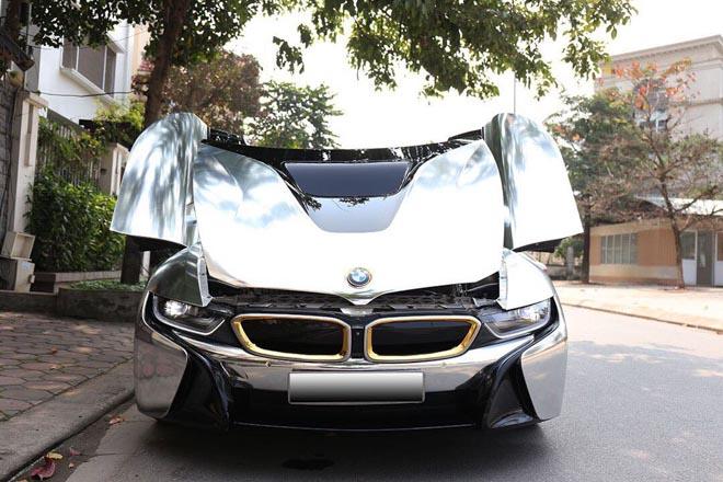 """Với 3,8 tỷ đồng - Bạn sẽ """"đập hộp"""" Mercedes S400 hay BMW i8? - 2"""