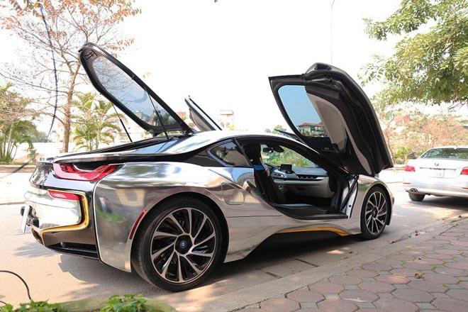 """Với 3,8 tỷ đồng - Bạn sẽ """"đập hộp"""" Mercedes S400 hay BMW i8? - 5"""