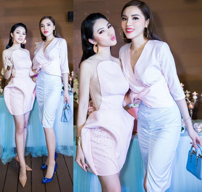 """Bộ 3 """"gái chảnh"""" hot nhất giới chân dài Việt"""