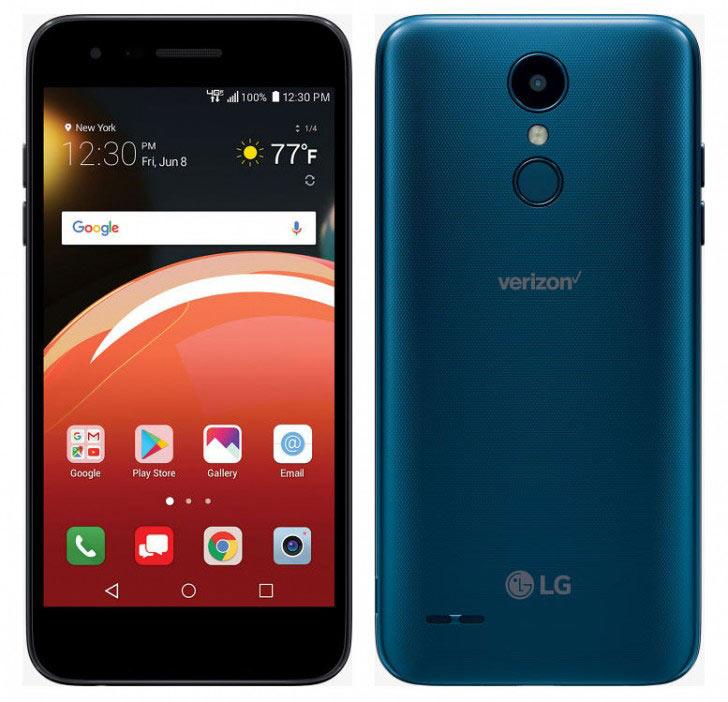 LG ra mắt smartphone giá rẻ Zone 4 chỉ hơn 2 triệu đồng - 1