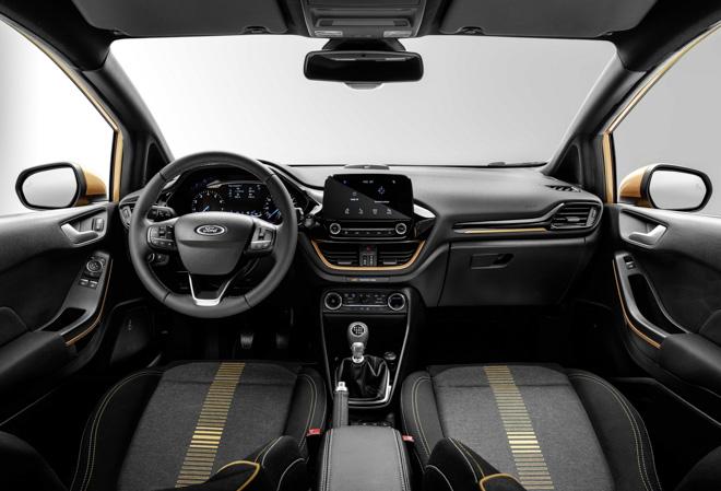 Ford tiết lộ ảnh Fiesta Active - Giá bán khởi điểm từ 390 triệu đồng - 9