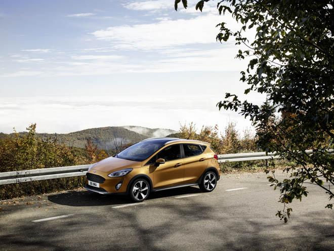 Ford tiết lộ ảnh Fiesta Active - Giá bán khởi điểm từ 390 triệu đồng - 4