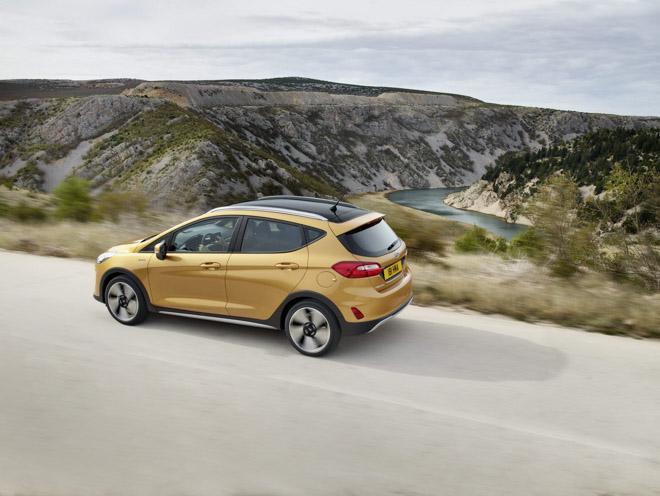 Ford tiết lộ ảnh Fiesta Active - Giá bán khởi điểm từ 390 triệu đồng - 3