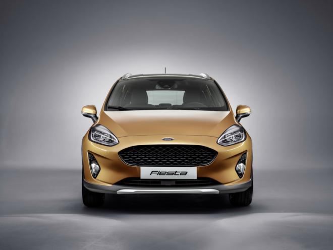 Ford tiết lộ ảnh Fiesta Active - Giá bán khởi điểm từ 390 triệu đồng - 6
