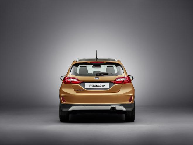 Ford tiết lộ ảnh Fiesta Active - Giá bán khởi điểm từ 390 triệu đồng - 8