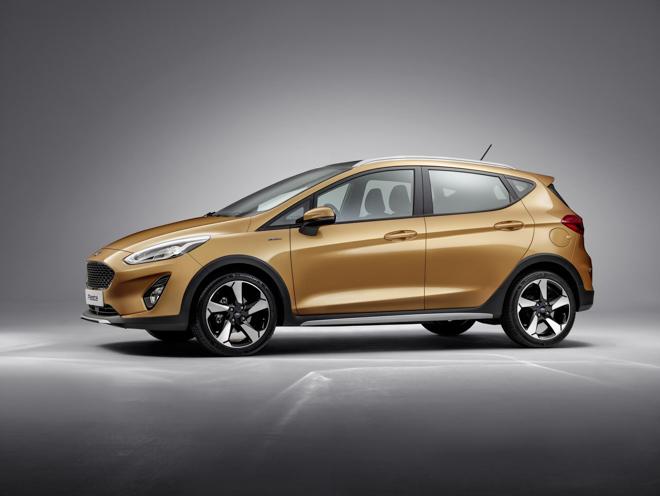 Ford tiết lộ ảnh Fiesta Active - Giá bán khởi điểm từ 390 triệu đồng - 7