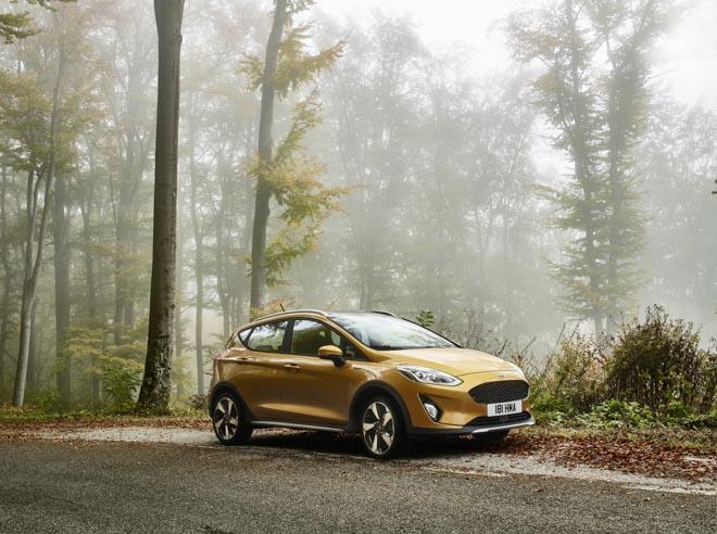 Ford tiết lộ ảnh Fiesta Active - Giá bán khởi điểm từ 390 triệu đồng - 2