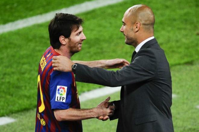 Messi đến Etihad làm nhiệm vụ: Guardiola đi đêm gạ bỏ Barca về Man City 2