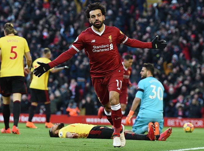Real, Barca, PSG đại chiến Salah 200 triệu bảng: Vị vua mới của bóng đá 1