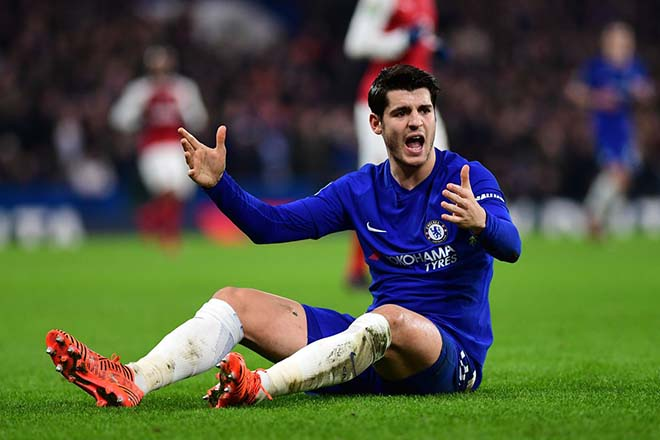 Tin HOT bóng đá tối 20/3:  Morata hối hận, tính trở lại Real 1