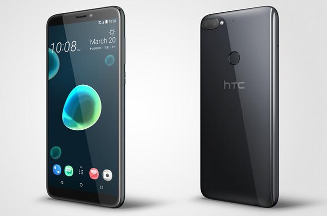 HTC Desire 12 và Desire 12+ ra mắt với màn hình lớn, giá cực hấp dẫn - 2