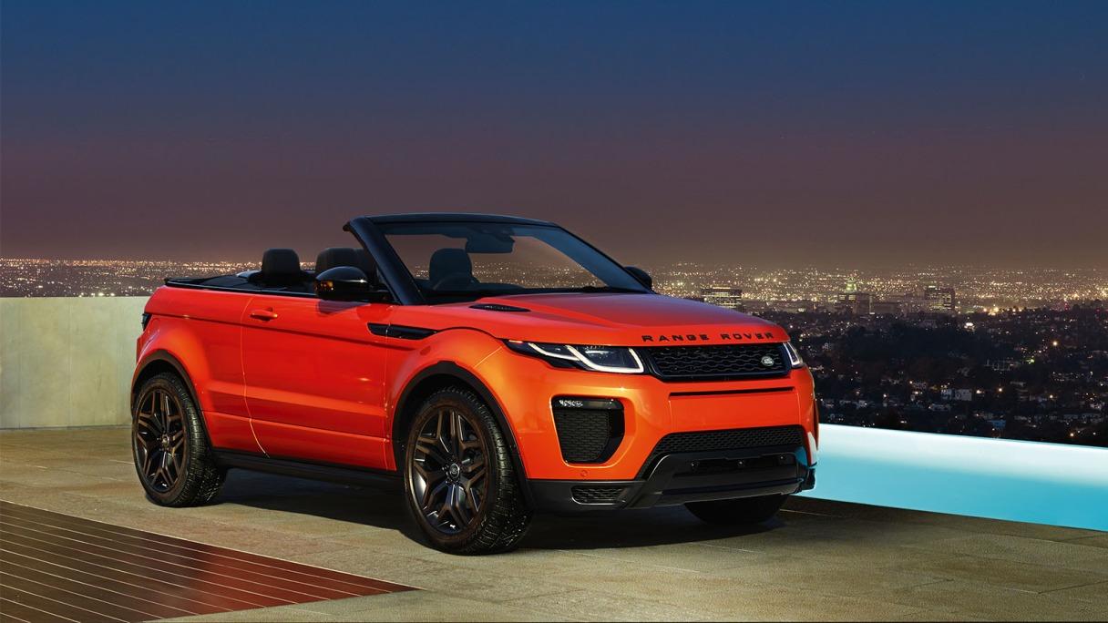 RangeRover sẽ sản xuất SUV siêu sang mui trần? - 1