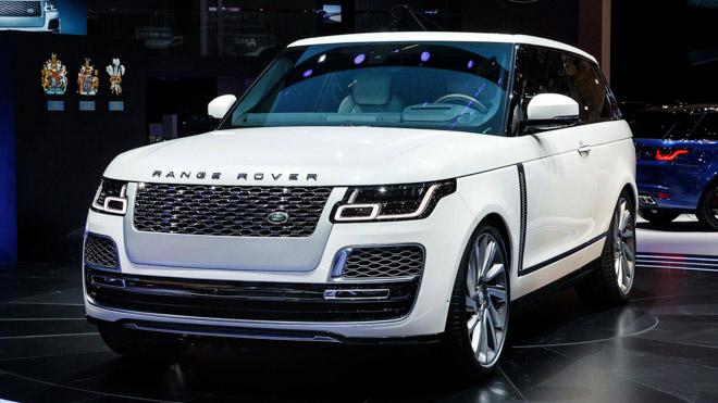 RangeRover sẽ sản xuất SUV siêu sang mui trần? - 3