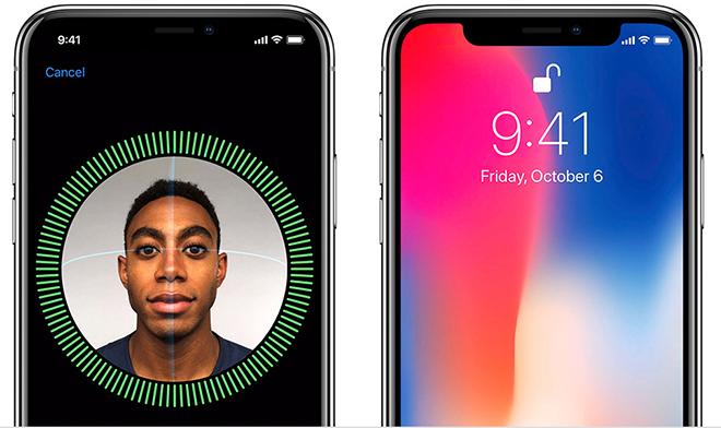 Apple đi trước các đối thủ 2 năm về công nghệ nhận diện khuôn mặt 3D