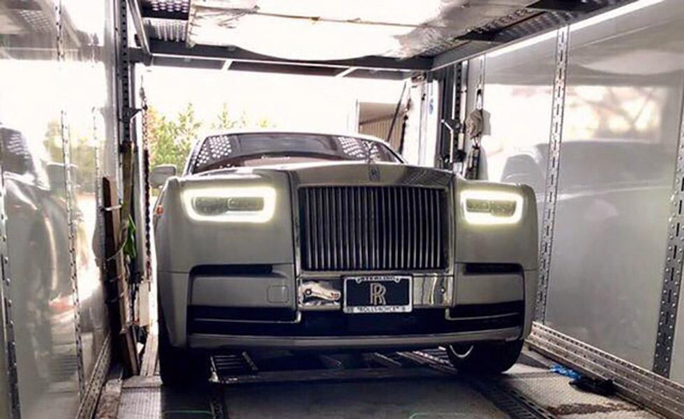 Siêu sang Rolls-Royce Phantom 2018 sắp đưa về Việt Nam - 3