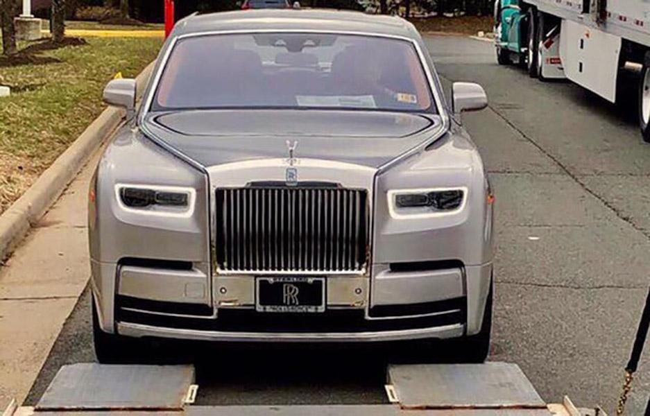 Siêu sang Rolls-Royce Phantom 2018 sắp đưa về Việt Nam - 1