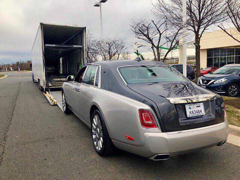 Siêu sang Rolls-Royce Phantom 2018 sắp đưa về Việt Nam - 2