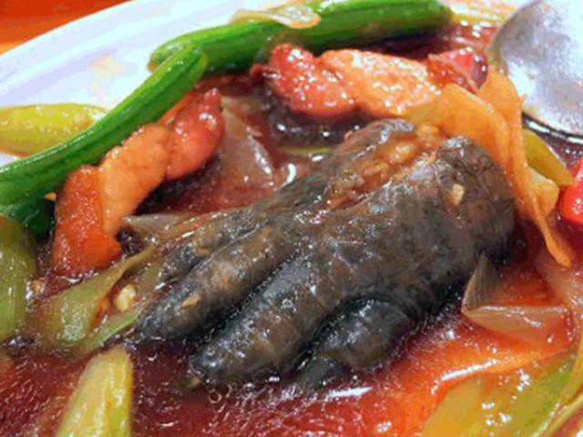 Những món ăn kinh khủng nhất ở đảo quốc sư tử