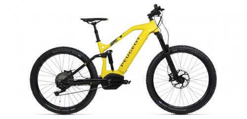 Peugeot eM02 FS Powertube - Xe đạp điện leo núi dành cho người ưa mạo hiểm - 1