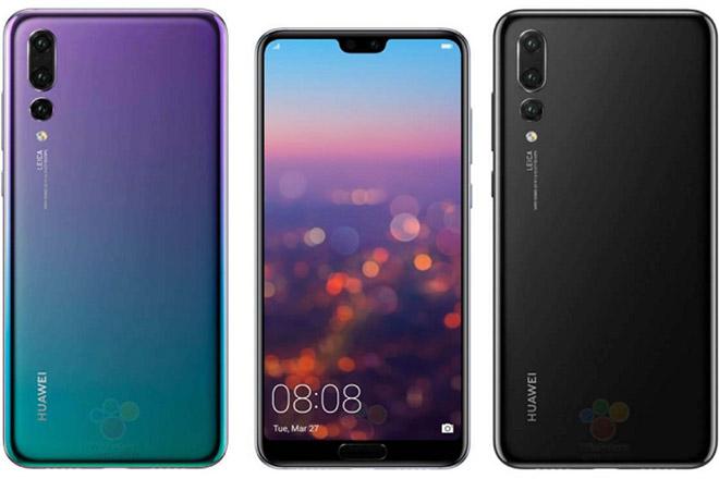 Siêu phẩm Huawei P20 Pro trang bị ba camera sau đến 40 MP - 1