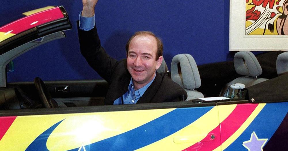 Công thức thành công gồm 3 bước giúp Jeff Bezos thành người đàn ông giàu nhất hành tinh