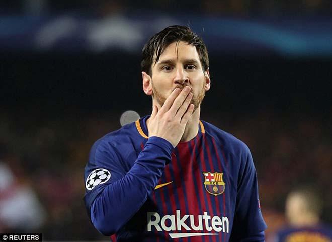 Messi & tuổi thơ dữ dội: Làm bạn với mũi tiêm, gồng mình tại Barcelona