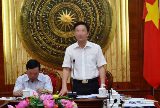 Phó Bí thư Thanh Hóa lên tiếng về tin đồn có 'bồ nhí'