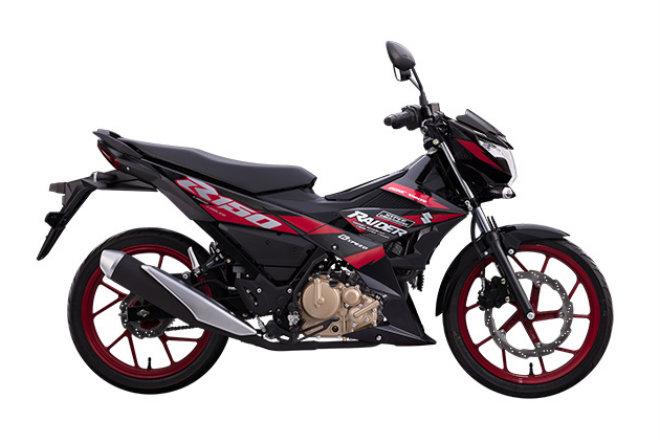 Bảng giá xe máy Suzuki tháng 3/2018: Ít biến động - 1