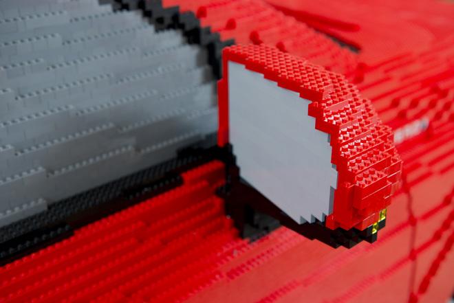 Chiêm ngưỡng mô hình Lego Toyota Camry - 5