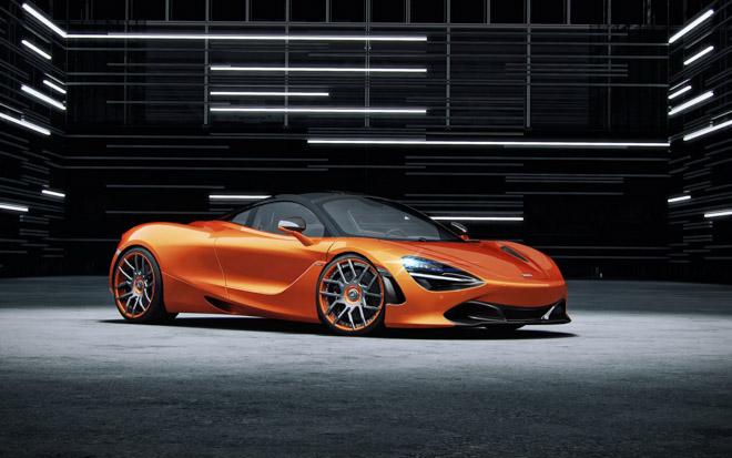 """Ngắm bản độ công suất dành cho siêu xe """"triệu đô"""" McLaren 720S - 1"""