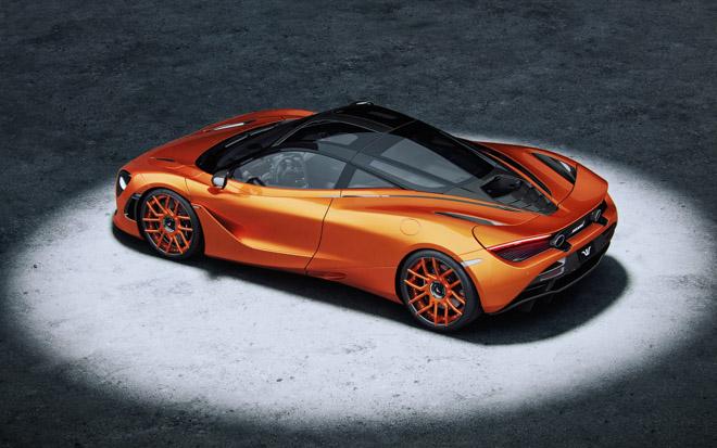 """Ngắm bản độ công suất dành cho siêu xe """"triệu đô"""" McLaren 720S - 2"""
