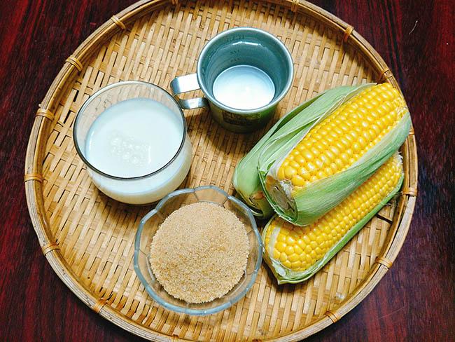 Sữa ngô ngậy ngọt thơm lừng nay có thể tự làm tại nhà thật đơn giản - 2