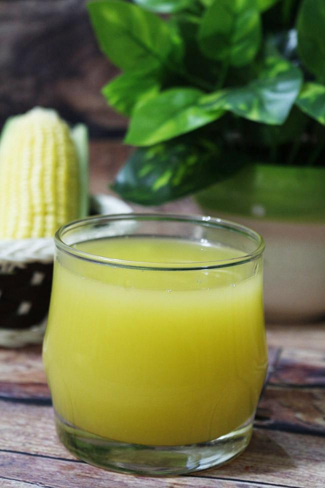 Sữa ngô ngậy ngọt thơm lừng nay có thể tự làm tại nhà thật đơn giản - 8