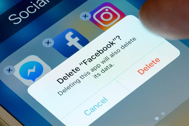 Xóa tài khoản Facebook: Nói thì dễ, làm mới khó!