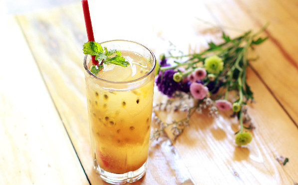 6 thức uống ngon - bổ - rẻ giúp giải nhiệt cơ thể tức thì - 3
