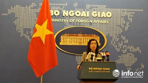 Bộ Ngoại giao lên tiếng về khả năng Donald Trump gặp Kim Jong un tại Hà Nội