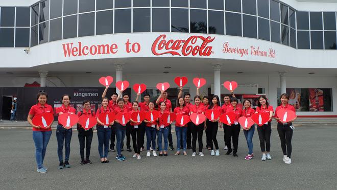 Coca-Cola trở thành nhà tuyển dụng được yêu thích nhất 2017 - 1