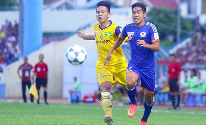 SLNA - Than Quảng Ninh: (vòng 3 V-League)