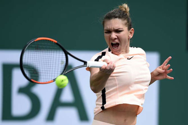 """Cập nhật Miami Open ngày 2: """"Nữ hoàng"""" Halep ra tay, Azarenka gặp khó"""