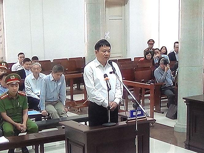 Ông Đinh La Thăng tự bào chữa thế nào sau khi bị luận tội?