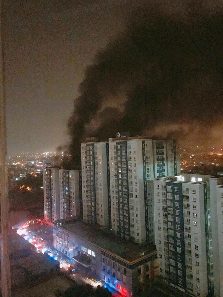 TP.HCM: Cháy chung cư cao cấp, 13 người chết - 1