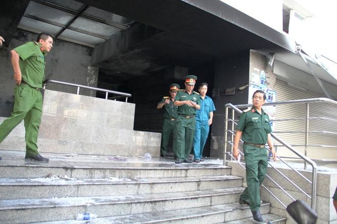 Danh tính 13 nạn nhân tử vong trong vụ cháy chung cư ở Sài Gòn