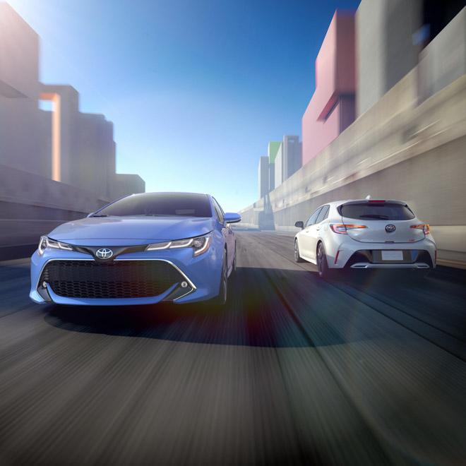 Chiêm ngưỡng Toyota Corolla 2019 sắp ra mắt - 2