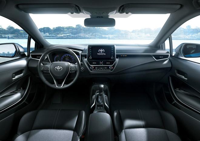 Chiêm ngưỡng Toyota Corolla 2019 sắp ra mắt - 4
