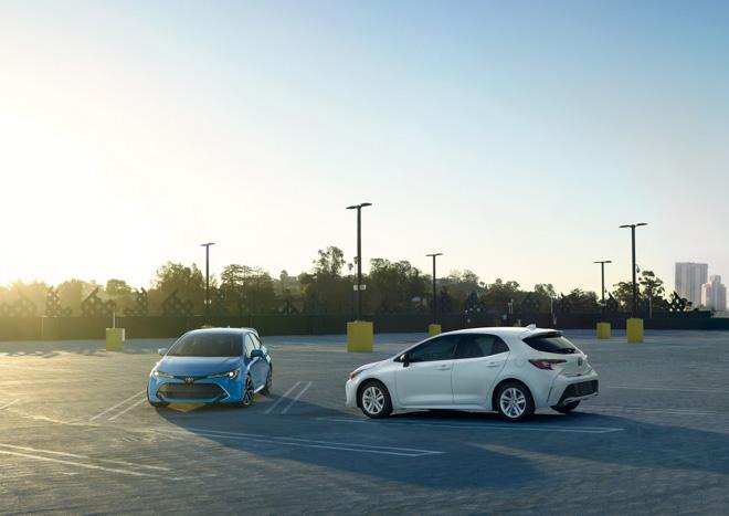 Chiêm ngưỡng Toyota Corolla 2019 sắp ra mắt - 7