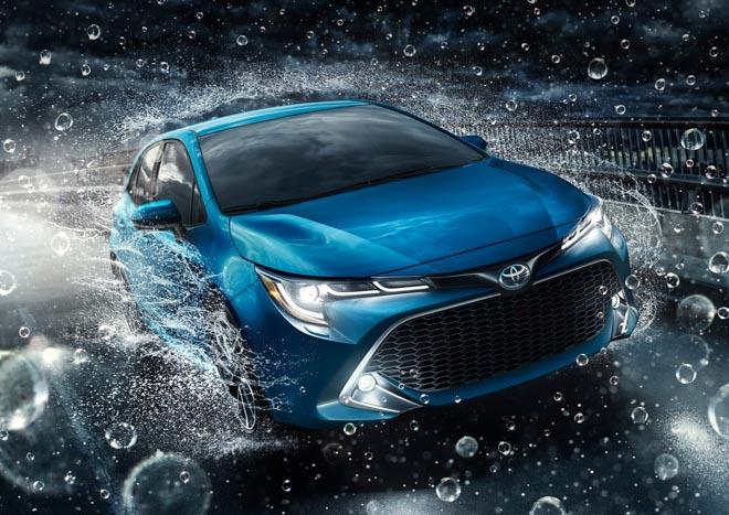 Chiêm ngưỡng Toyota Corolla 2019 sắp ra mắt - 1