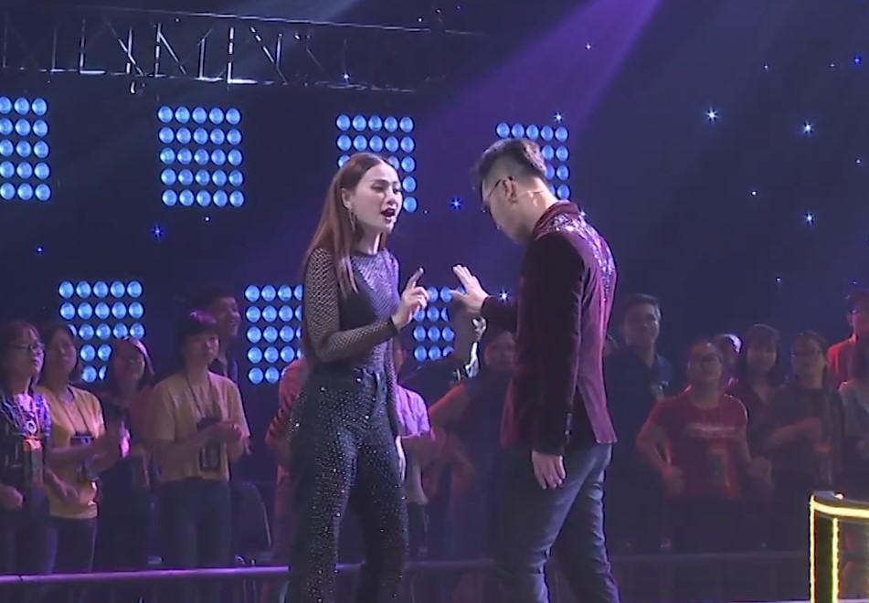 Ưng Hoàng Phúc tái hợp Thu Thủy khiến fan hò reo không ngớt