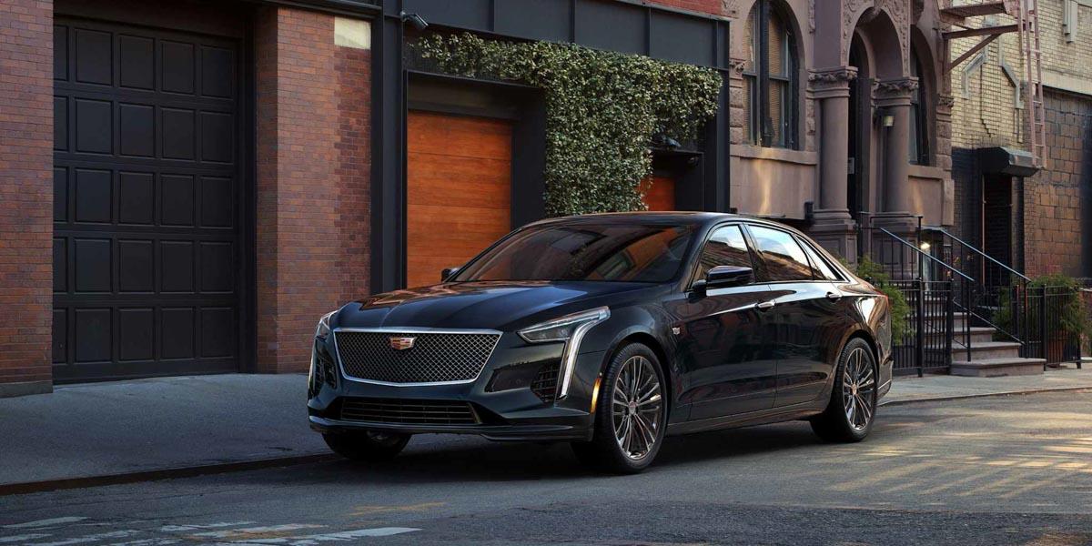 Cadillac CT6 V-Sport mạnh 550 mã lực; sẽ bán ra vào năm sau - 1