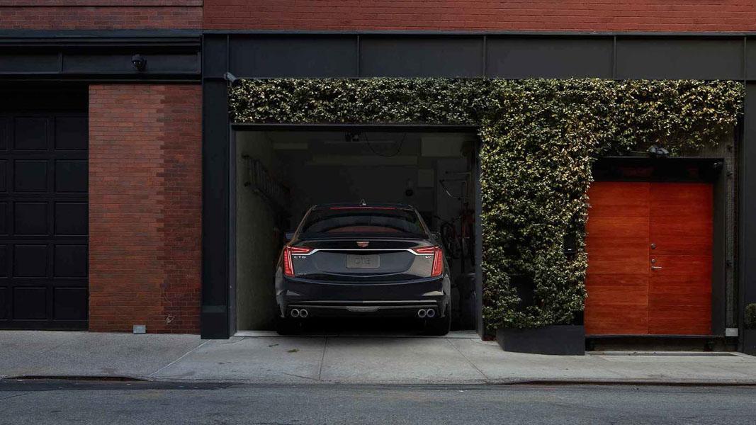 Cadillac CT6 V-Sport mạnh 550 mã lực; sẽ bán ra vào năm sau - 2
